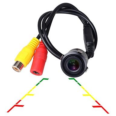 Недорогие Камеры заднего вида для авто-ziqiao универсальный hc ccd ночного видения водонепроницаемый 18.5 мм автомобильная камера заднего вида заднего вида
