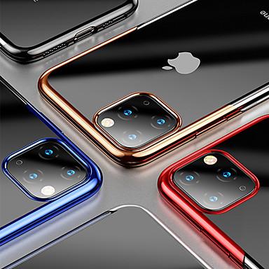 Недорогие Кейсы для iPhone 7-роскошная обшивка мягкий чехол для телефона tpu для iphone 11 11 pro 11 pro max xs max xr xs x 8 8 плюс 7 7 плюс 6 6 плюс 6s 6s plus