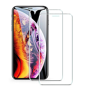 billige Skjermbeskytter til iPhone-applecreen protectoriphone 11 high definition (hd) front screen protector 1 pc herdet glass
