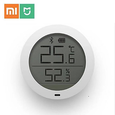 originalni xiaomi mijia bluetooth higrotermograf visoko osjetljivi LCD ekran higrometar termometar senzor upotreba s mijia aplikacijom