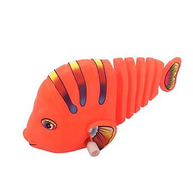 olcso Felhúzós játékok-halak felhúzható játékok (színes random)