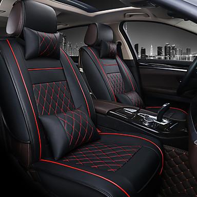 olcso Beltéri autós kiegészítők-1db univerzális, minden bőrből készült bőr tartópad, üléshuzatok, párnatartozékok (fejtámla és ágyéktárna nélkül), egyedüli ülés