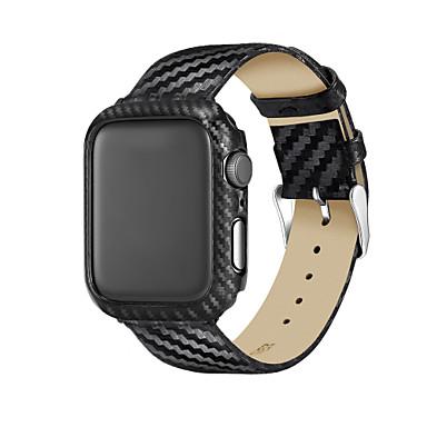 olcso Apple Watch zenekarok-Tok a zenekarral Kompatibilitás Apple Watch sorozat 5/4/3/2/1 Bőr / Műanyag Kompatibilitás Apple