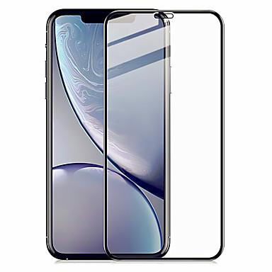 abordables Protectores de Pantalla para iPhone-protector de pantalla para apple iphone 11/11 pro / 11 pro max vidrio templado 1 pc protector de pantalla frontal de alta definición (hd) / dureza 9h / a prueba de explosiones