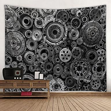 preiswerte Wandkunst-Klassisch Wand-Dekor 100% Polyester Klassisch / Retro Wandkunst, Wandteppiche Dekoration