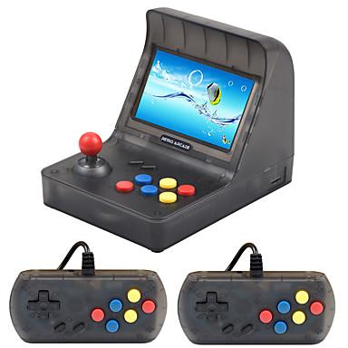 povoljno Oprema za video igre-prijenosna retro mini ručna igraća konzola 4,3 inčna 64-bitna obiteljska igraća konzola