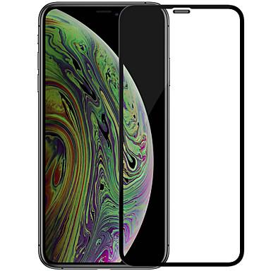 رخيصةأون واقيات شاشات أيفون-nillin كامل الشاشة حامي حافة قوس الشاشة لابل اي فون 11 عالية الوضوح (HD) كامل الجسم حامي الشاشة 1 قطعة الزجاج المقسى