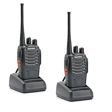 رخيصةأون كهربائية & أدوات-2 قطع اسلكية تخاطب baofeng bf-888s 16ch uhf 400-470 ميجا هرتز baofeng 888 ثانية هام راديو hf الإرسال والاستقبال amador المحمولة الداخلي جودة صوت فائقة