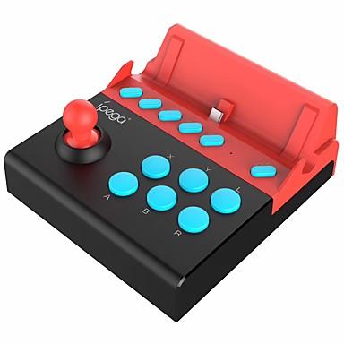 voordelige Smartphone-spelaccessoires-De klassieke arcade-joystick van Nintendo Switch voor games met turbo. rocker met mannelijke c-type arcade joystick