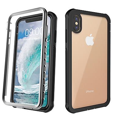 Недорогие Кейсы для iPhone 6-чехол для яблока применим к xs max 3 чехол для мобильного телефона xr защитный чехол x ударопрочный водонепроницаемый и ударопрочный 6/7/8/6 plus / 7 plus / 8 plus / 11/11 pro / 11 pro max защитный