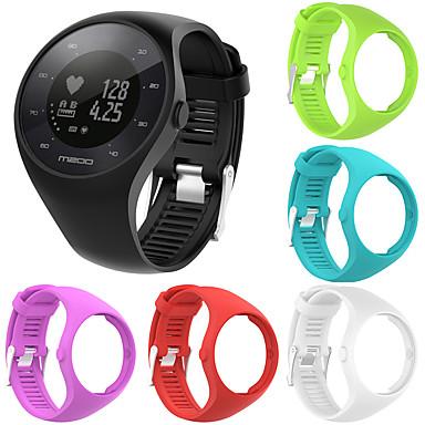 economico Accessori per cellulare-comodo cinturino da polso in silicone di ricambio di alta qualità per cinturino da polso smart watch polare m200