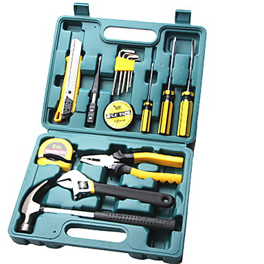 رخيصةأون أدوات اليد-طقم الأجهزة المنزلية طقم إصلاح متعدد الوظائف لمدة 16 جهاز كمبيوتر شخصى