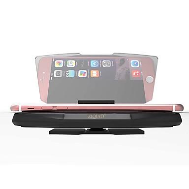 Недорогие Приборы для проекции на лобовое стекло-Ziqiao автомобиль HUD Head Up Display GPS навигационный проектор держатель телефона отражатель беспроводной браслет для iphone Samsung Huawei