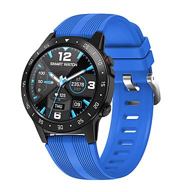 رخيصةأون ساعات ذكية-M5 الذكية ووتش BT اللياقة البدنية تعقب دعم إخطار / رصد معدل ضربات القلب الرياضة smartwatch متوافق فون / سامسونج / الهواتف الروبوت