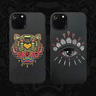 voordelige iPhone-hoesjes-cartoon TPU-hoesje voor Apple iPhone 11 pro max 8 plus 7 plus 6 plus max patroon achterkant