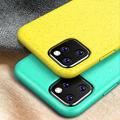 voordelige iPhone-hoesjes-milieuvriendelijke siliconen hoes voor iPhone 11 pro / iphone 11 / iphone 11 pro max schokbestendige airbag hoes voor iPhone 11 TPU hoesjes