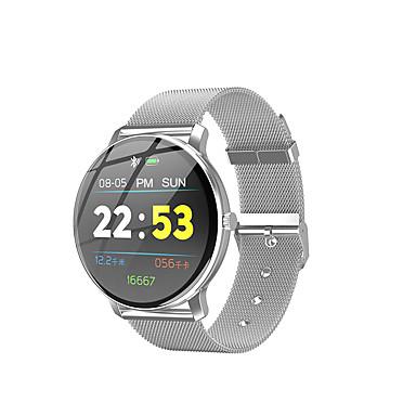 povoljno Pametni satovi-r88 pametni sat bt fitness tracker podrška obavijesti / monitor brzine otkucaja sporta od nehrđajućeg čelika smartwatch kompatibilan iphone / samsung / android telefon