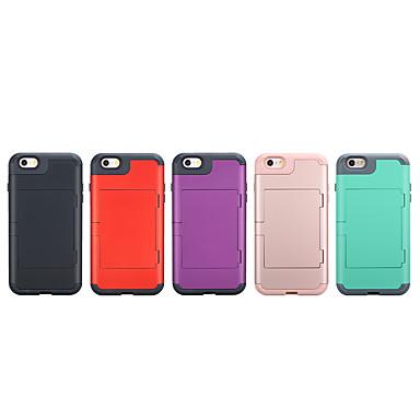Недорогие Кейсы для iPhone X-чехол для яблока применим к xs max три в одном анти-капля xr карта защитная гильза x / xs 6/7/8/6 plus / 7plus / 8plus универсальный защитный чехол для телефона