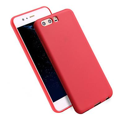 olcso Táblagép tokok-Case Kompatibilitás Huawei MediaPad P10 / Honor 8 Smart / Honor 6A Ütésálló / Ultra-vékeny / Jeges Fekete tok Egyszínű TPU