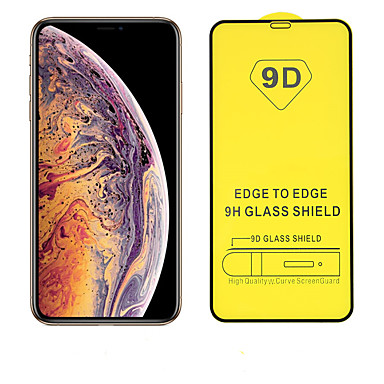 voordelige iPhone screenprotectors -9d 9h gehard glas voor iPhone 11 pro max xs max xr x 6 6s 7 8 plus schermbeschermer voor iphone 11 pro glass