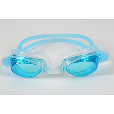 رخيصةأون نظارات السباحة-نظارات السباحة مقاوم للماء وصفة معكوسة جل السيليكا للعد التنازلي أصفر أحمر أسود أصفر أحمر أسود