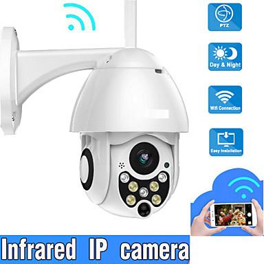 رخيصةأون كاميرات المراقبة IP-2mp 1080 وعاء ip كاميرا في الهواء الطلق السلكية واللاسلكية الأمن كاميرا مراقبة 3.6 ملليمتر عدسة دعم 32 جيجابايت اتجاهين الصوت ip66 للماء onvif بروتوكول كشف الحركة