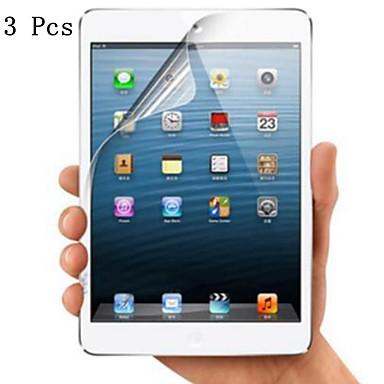 olcso iPad kijelzővédő fólia-alma képernyővédő ipad 4/3/2 / ipad air / ipad air 2 / ipad air (2018) / ipad new air (2019) / ipad pro 9.7 / ipad pro 11 / ipad mini 1/2/3/4/5 magas meghatározás (hd) elülső képernyővédő 3 pc