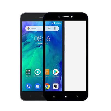 Недорогие Защитные плёнки для экранов Xiaomi-защитная пленка для экрана xiaomi redmi go / 7 / 6a / 6 pro / s2 / 5a / 5 плюс защитная пленка для экрана высокой четкости (hd) 1 шт. закаленное стекло