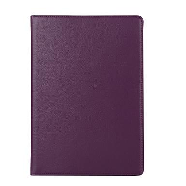 رخيصةأون أغطية أيباد-غطاء من أجل Apple iPad Pro 10.5 مغناطيس / النوم / الإيقاظ التلقائي غطاء كامل للجسم لون سادة جلد PU / TPU