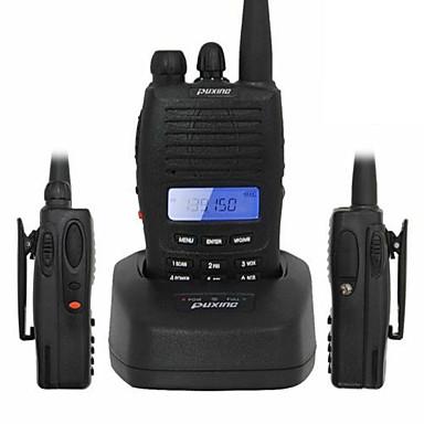 رخيصةأون كهربائية & أدوات-puxing px-777 walkie talkie vhf 136-174 ميجا هرتز 5 واط vox ctcss dcs fm اتجاهين الراديو
