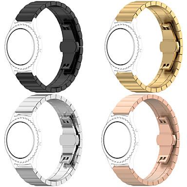 voordelige Smartwatch-accessoires-horlogeband voor huami amazfit bip youngth horloge amazfit milanese lus roestvrij stalen polsband