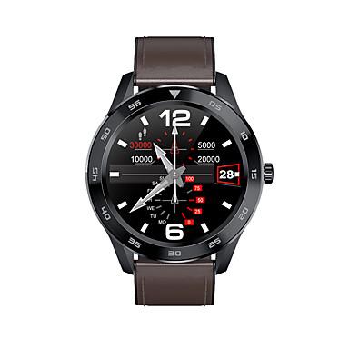 رخيصةأون ساعات ذكية-dt98 ساعة ذكية bt اللياقة البدنية تعقب دعم إخطار / القلب رصد معدل الرياضة للماء smartwatch متوافق سامسونج / الروبوت / فون