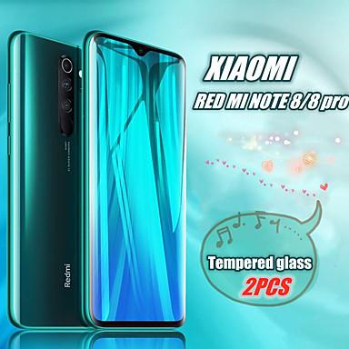 Недорогие Защитные плёнки для экранов Xiaomi-Закаленное стекло для xiaomi redmi note 7 8 pro защитная пленка для экрана защитное стекло на redmi note7 8 стекло