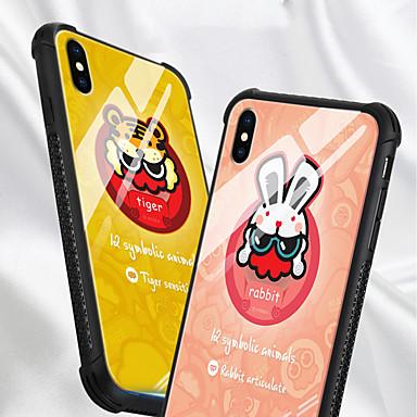 voordelige Galaxy S-serie hoesjes / covers-samsung gebruikt in s10 / s10 plus 12 zodiac s9 / s9 plus vierzijdige anti-drop s8 / s8 plus half-pack cartoon telefoonhoesje