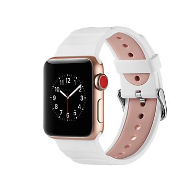 Pogledajte Band za Apple Watch Series 4/3/2/1 Apple Sportski remen Silikon Traka za ruku