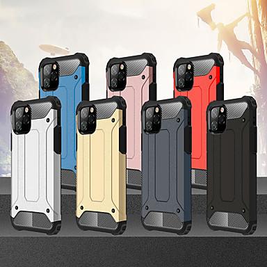 voordelige iPhone-hoesjes-schokbestendige hoes telefoonhoesje voor iPhone 11 pro / iphone 11 / iphone 11 pro max rubberen armor hybride pc harde hoes voor iPhone 11 siliconen TPU hoesje