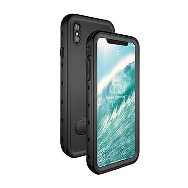 Недорогие Кейсы для iPhone X-чехол для яблока применим к чехлу для мобильного телефона xs max xr три в одном x / xs противоударная защита от пыли и снега
