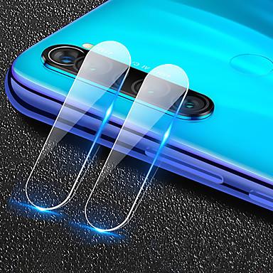 Недорогие Защитные плёнки для экранов Xiaomi-защитная пленка для экрана xiaomi redmi note 8 / note 8 из закаленного стекла 1 шт. защитная пленка для объектива камеры высокого разрешения (HD) / твердость 9 ч / взрывозащищенный