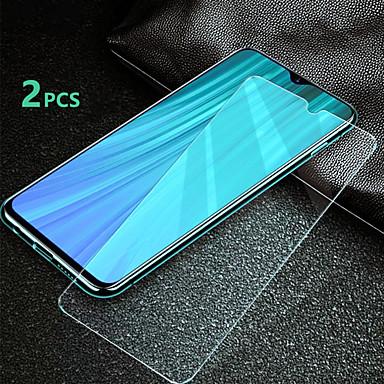 Недорогие Защитные плёнки для экранов Xiaomi-xiaomiscreen protectorxiaomi redmi note 7 pro 9h твердость протектор переднего экрана 2 шт. закаленное стекло
