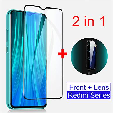 Недорогие Защитные плёнки для экранов Xiaomi-защитная пленка для стекла и защитная пленка для объектива xiaomi redmi note 8 / note 8 pro / note 7 / note 7 pro / note 5 pro