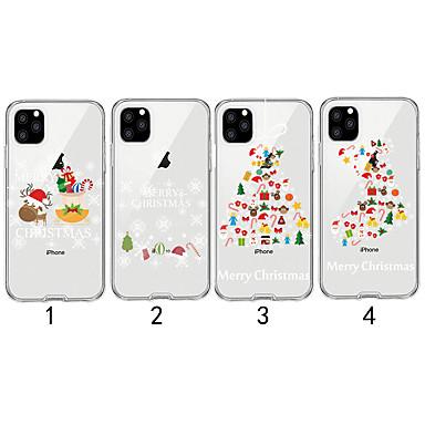 Недорогие Кейсы для iPhone X-чехол для яблока iphone xs / iphone xr / iphone xs max ударопрочный / прозрачный / шаблон задней обложки слово / фраза ТПУ для iphone x 8 8plus 7 7plus 6 6s 6plus 6splus