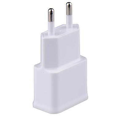 olcso iPod töltők-Hordozható töltő USB töltő EU konnektor Több csatlakozós / Szabályos 2 USB port 1 A 100~240 V mert Univerzalno