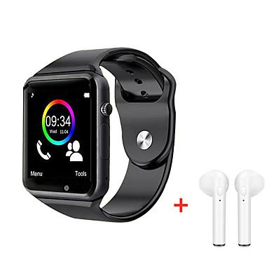 رخيصةأون ساعات ذكية-115pro indear الذكية معصمه bt البدنية المقتفي دعم إعلام / القلب رصد معدل للماء الرياضة smartwatch متوافق ios / الهواتف الروبوت