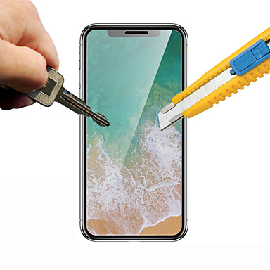 olcso iPhone SE/5s/5c/5 képernyővédő fóliák-képernyővédő fólia Apple iPhone 11 11 pro 11 pro max xs max xr xs x 8 plus 8 7 plus 7 6s plus 6 plus 6s 6 se 5s 5 high definition (hd) front screen