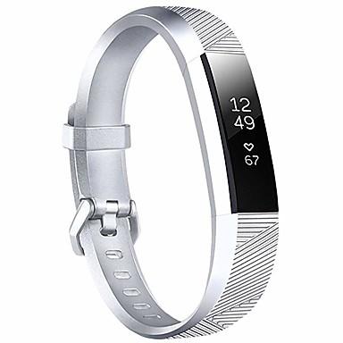 voordelige Horlogebandjes voor Fitbit-horlogeband voor fitbit alta hr / fitbit ace / fitbit alta fitbit sportband siliconen polsband
