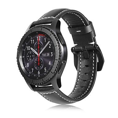 Недорогие Часы для Samsung-ремешок для часов huawei часы gt ticwatch / amazfit / samsung galaxy classic пряжка / ремешок из пластичной смолы