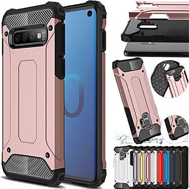 Недорогие Чехлы и кейсы для Galaxy S-противоударный прочный гибридный чехол для телефона samsung galaxy s10 s10 plus s10e s9 s9 plus s8 s8 plus s7 s7 edge