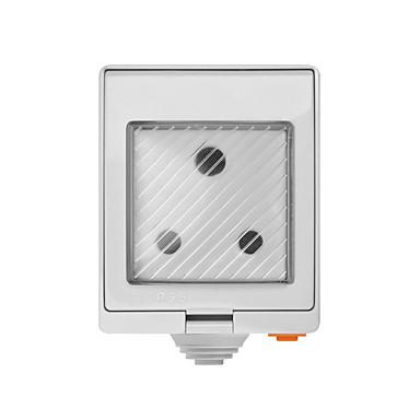 رخيصةأون Smart Plug-sonoff S55 tpf-de wi-fi مقبس ذكي مضاد للماء - قابس جنوب إفريقيا