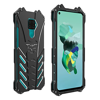 voordelige iPhone-hoesjes-hoesje Voor Huawei Huawei nova 5i Schokbestendig Achterkant Schild PC