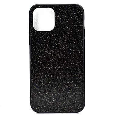 voordelige iPhone 6 hoesjes-hoesje Voor Apple iPhone 11 / iPhone 11 Pro / iPhone 11 Pro Max Ultradun Achterkant Glitterglans TPU